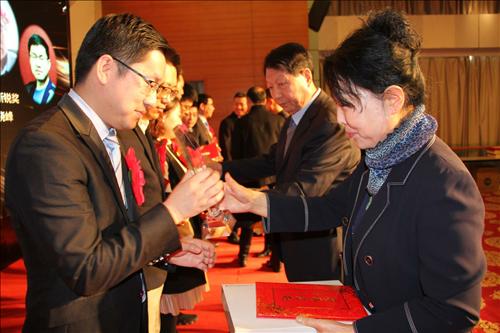 必威|欢迎您航材隆重召开2018年度总结表彰大会